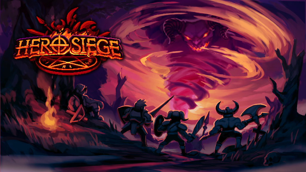 Hero siege png